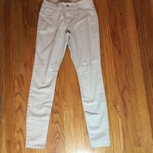 Blue Spice Tan Skinny Pants/Jeans